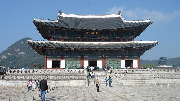 Gyeongbokgung Palace © Korea Tourism Organisation