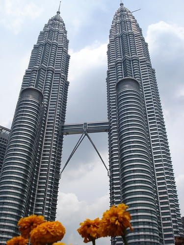 Petronas Towers , Kuala Lumpur © Tourism Malaysia