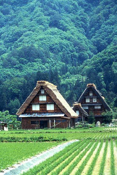 Shirakawago (C) JNTO