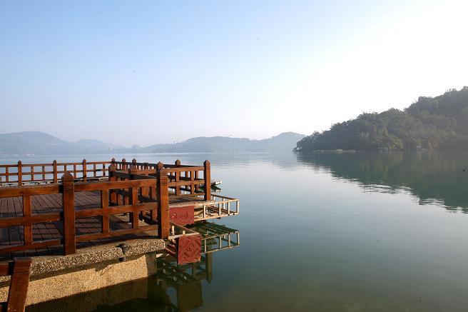 Sun Moon Lake © photo courtesy Taiwan Tourism Bureau